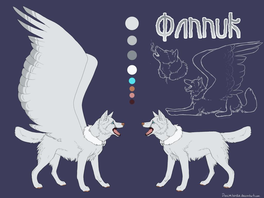 Qannuk ref 2015 by DenimBirdie