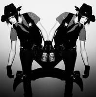 Reversed Cowboy by asndra