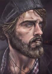 Portrait#7 by PedroLimaArt