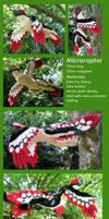 Microraptor Plush
