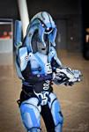 Geth- Mass Effect Cosplay MCM October 2012