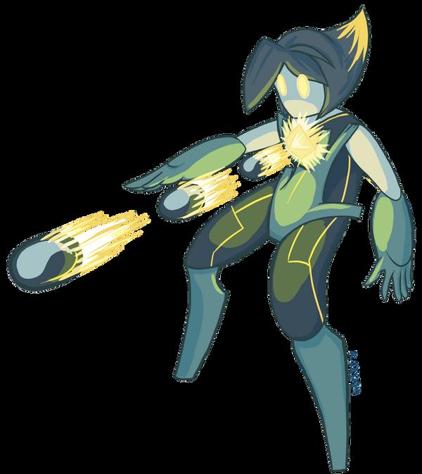 Magnetite - Gem by PixelMecha