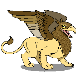 Griffon Sprite by Spectrallynx