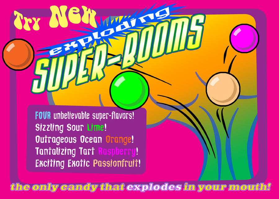 Exploding Super-Booms by flyingsquiggle