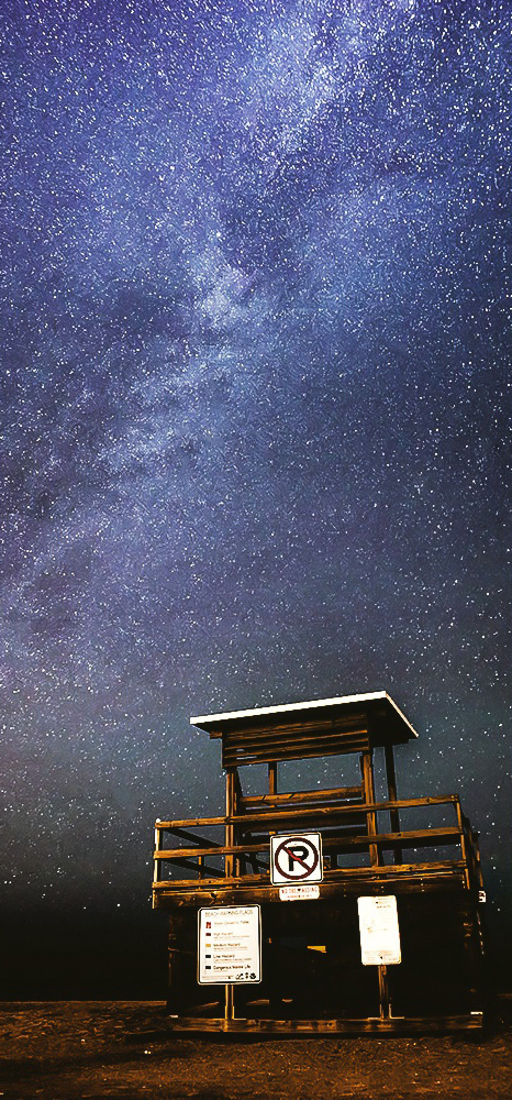 Shooting the Milky Way 01 by AnimaSoucoyant