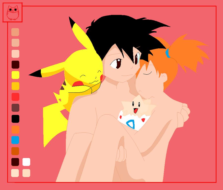 Misty and pikachu take on ash039s pokeballs pokemon parody 8