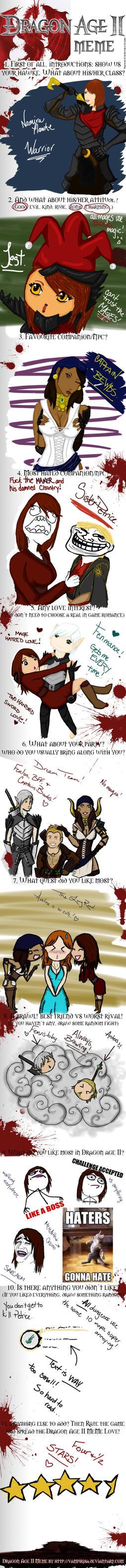 Dragon Age II meme by Razega-chan
