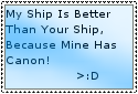 Canon Shipping by ViviRouce