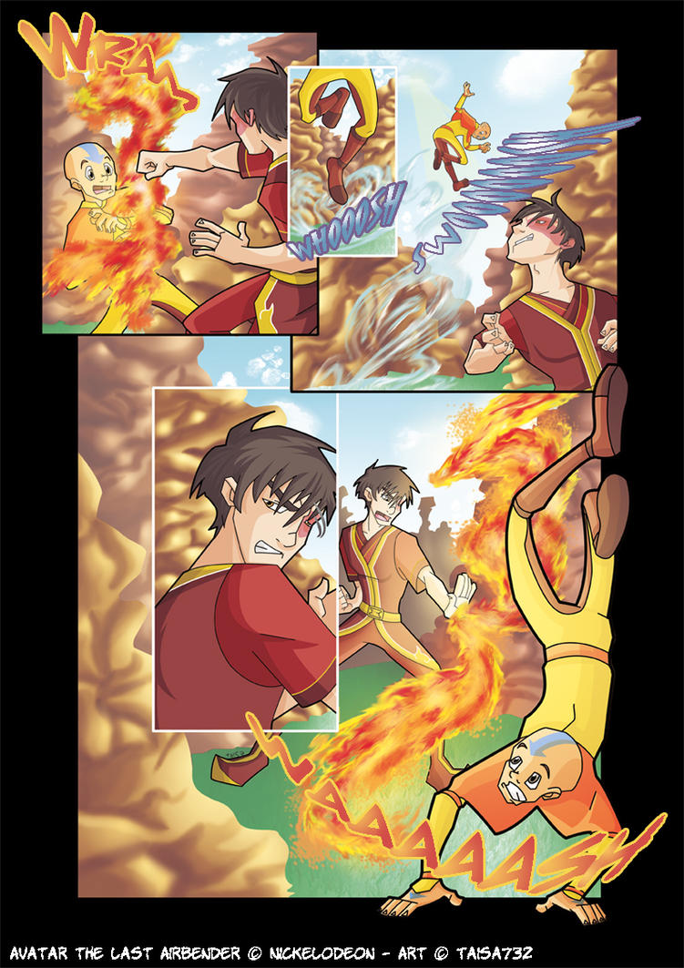 AVATAR: Random Battle by Taisa732