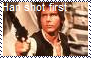 Han Shot first stamp by Raephen