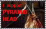I support Pyramid head stamp by Raephen