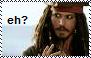 Jack Sparrow -eh stamp by Raephen