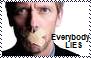 Everybody lies stamp by Raephen