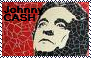 Johnny Cash Stamp by Raephen