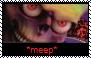 Mars attacks Stamp by Raephen
