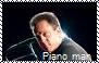 Billy Joel Stamp by Raephen