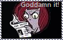 Foamy-goddamn it Stamp by Raephen