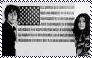 John and Yoko Genocide Stamp by Raephen