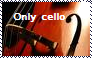 Only Cello stamp by Raephen