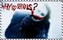 Custom Joker Stamp I by Raephen