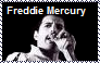 Freddie Mercury Stamp II by Raephen