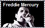 Freddie Mercury Stamp II by Raephen