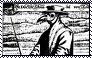 Custom Plague Doctor Stamp by Raephen