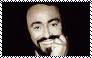 Luciano Pavarotti by Raephen