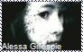 Alessa Gillespie stamp by Raephen