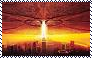Independence Day Stamp by Raephen