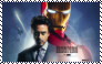Iron Man Stamp I by Raephen