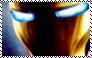 Iron Man Stamp III by Raephen