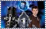 Doctor Who stamp VII by Raephen