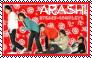 Arashi Stamp by Raephen