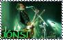 Jonsi Birgisson Stamp II by Raephen