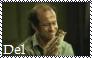 Custom Green Mile Stamp - Del by Raephen