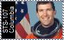 STS-107 Columbia- Rick husband by Raephen