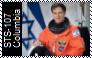 STS-107 Columbia I. Ramon by Raephen