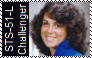 STS-51-L Challenger J. Resnik by Raephen