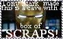 Tony Stark Stamp 3 by Raephen