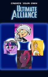 Custom Ultimate Aliance