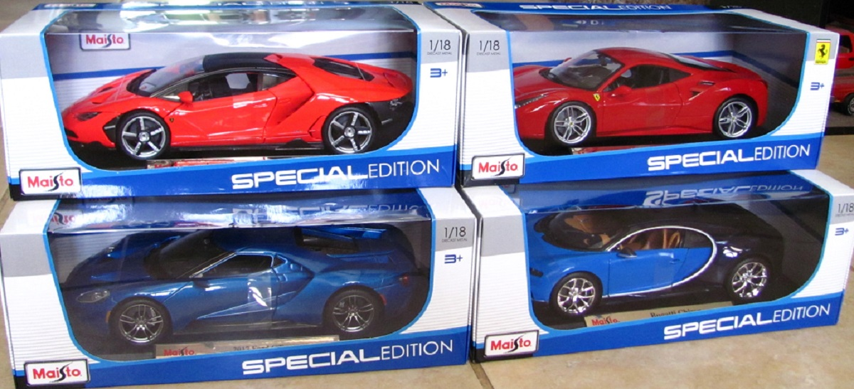 Costco Toy Cars : Maisto sam s club costco bburago
