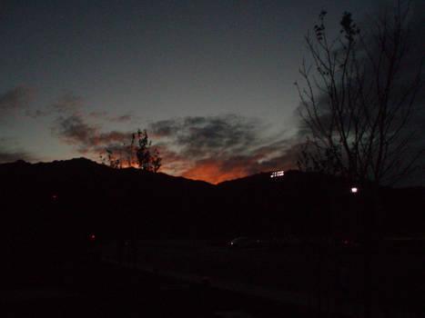 Ember Sunset