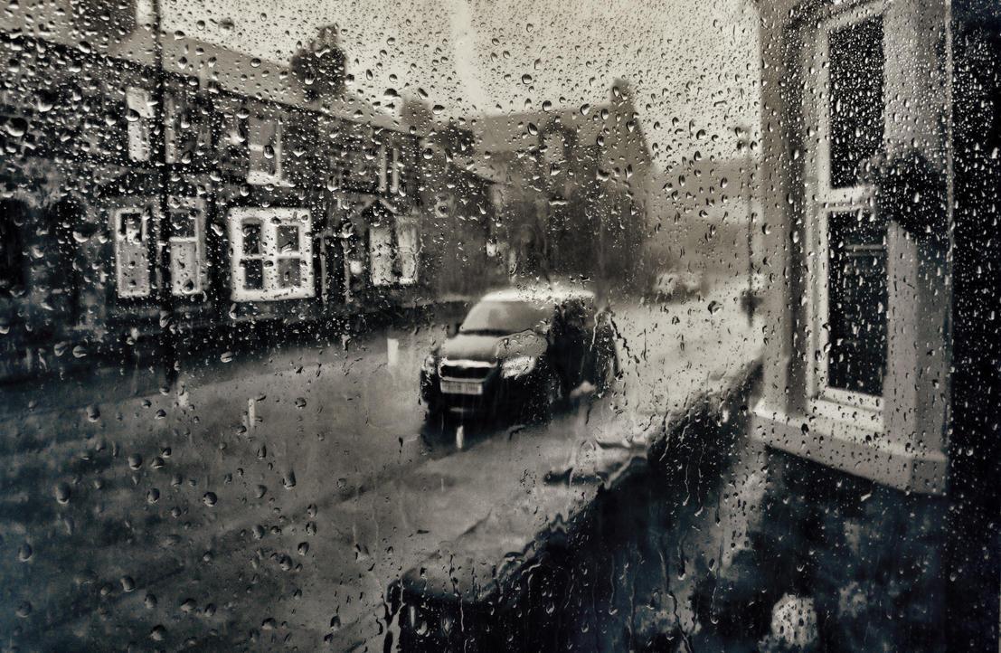 The Rain.. by Fubar-1
