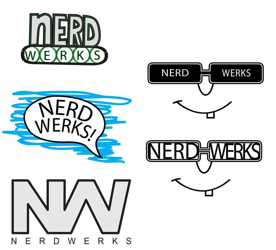 Nerd Werks - Logo Design