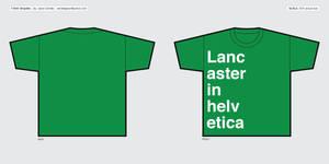 Lancaster in Helvetica