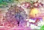 Eyes open dream