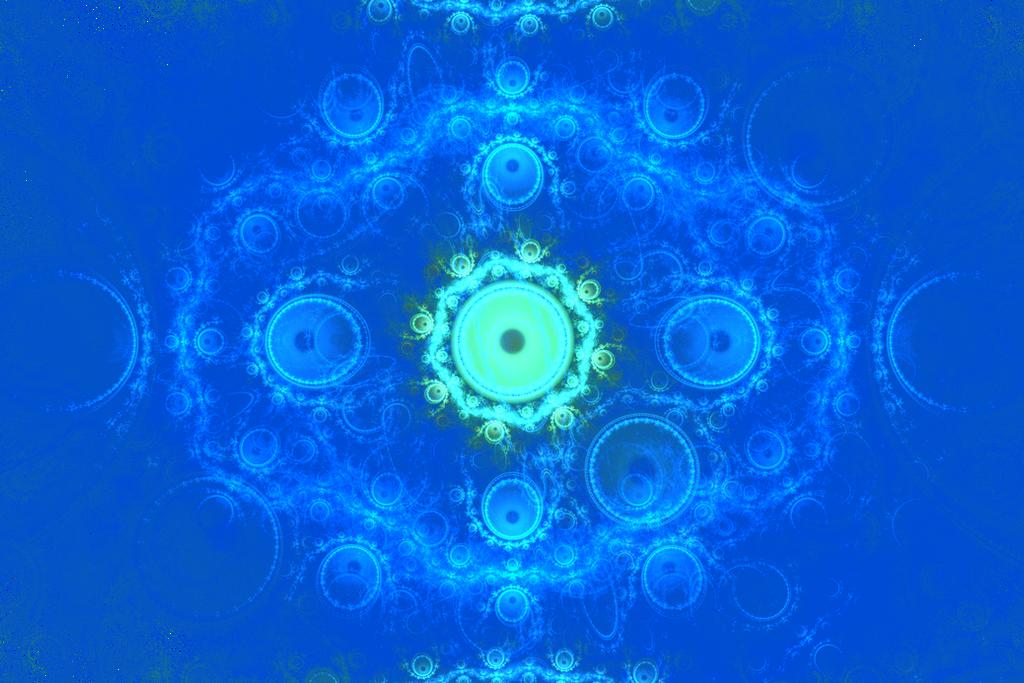 Blu by CyberXDragon