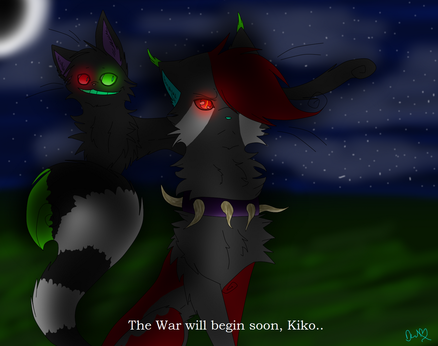 ..The War.. by BloodyMisery15