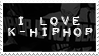 K-Hiphop Stamp by Laanci